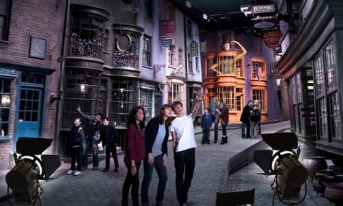 Harry Potter's Enchanting England