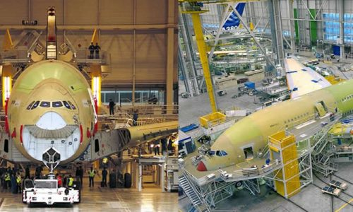 Airbus Factory Experience