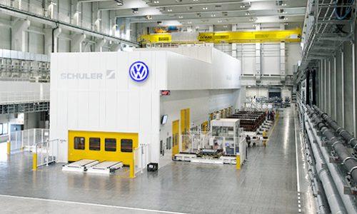 Volkswagen Factory Visit – Bratislava
