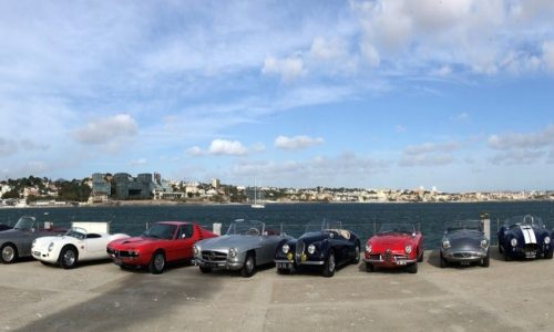 French Riviera Classic Car Tour