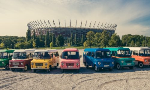 Step Back in Time in Warsaw