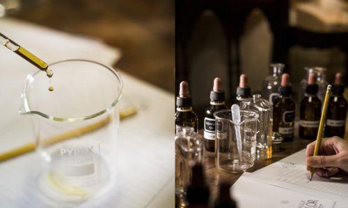 Perfumery Experience – Florence