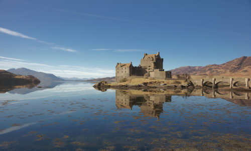 Castles & Gardens of Scotland