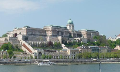 Budapest, Bratislava, Vienna and Prague
