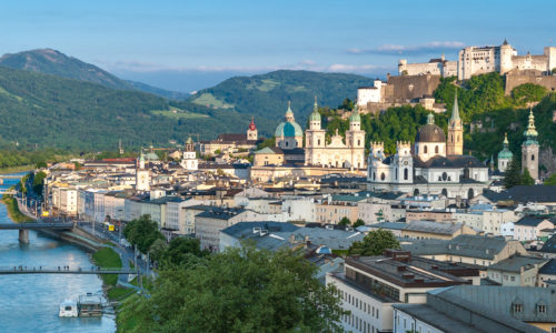 Wonders of Central Europe – Poland, Czech Republic, Austria, Slovakia and Hungary