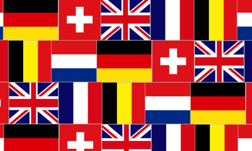 Six Country European Explorer – England, France, Belgium, Netherlands, Germany, Switzerland.